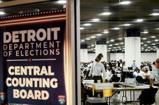 Demasiado tarde para que el condado del área de Detroit retire certificaciones