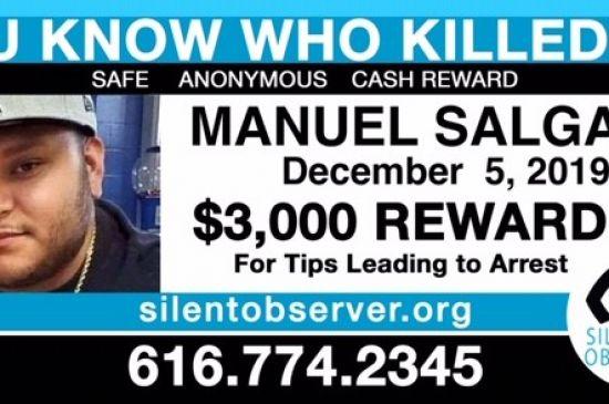 """Campaña """"Tú sabes quién me mató"""" de Silent Observer, un esfuerzo por ayudar a resolver asesinatos"""